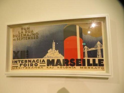 Музей Эсперанто, международная ярмарка, Марсель