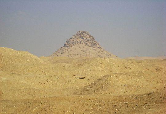 Пирамида в Саккаре