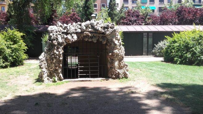 Старая медвежья клетка