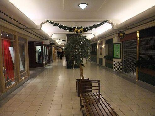 Один из подземных залов