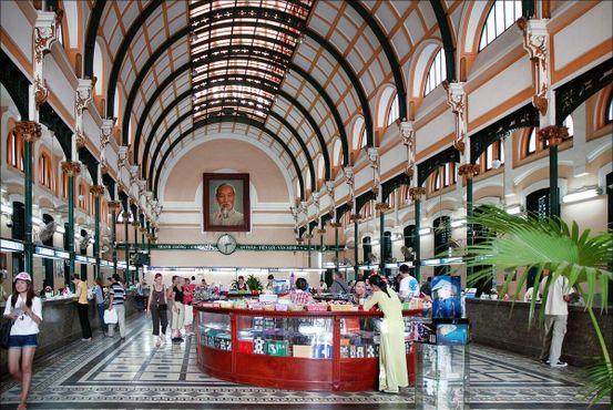 Центральное почтовое отделение Сайгона