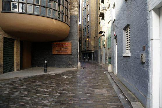 Музей тюрьмы «Клинк»на Клинк-Стрит в Лондоне