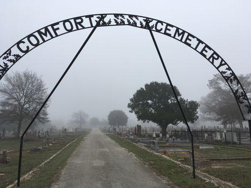 Кладбище Камфорт