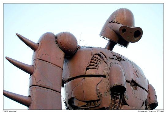 """Робот из """"Небесного замка Лапута"""""""