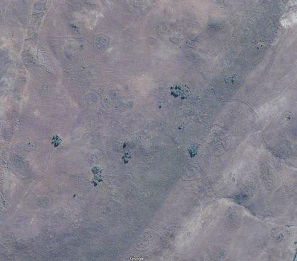 Спутниковый снимок Google Maps
