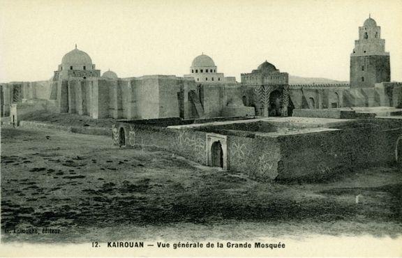 Великая мечеть в 1900 году