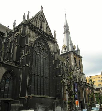 Собор Святого Павла, Льеж