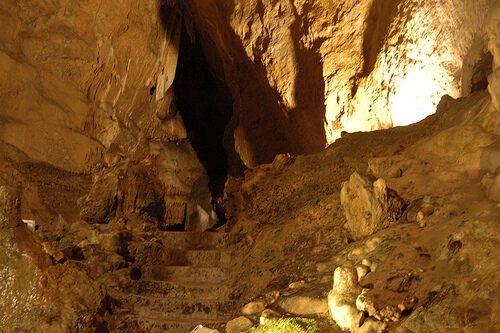 Пещеры Ремушамп