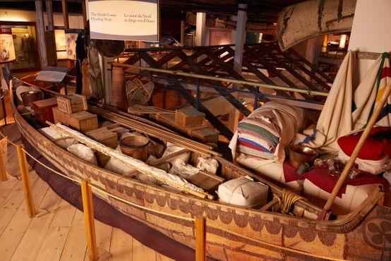 Канадский музей каноэ
