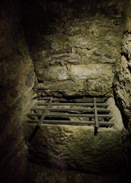 Гардероб или древняя водопроводная система