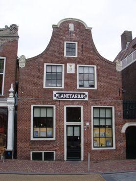 Уютный голландский домик