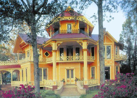 Дом Лэпхема-Паттерсона
