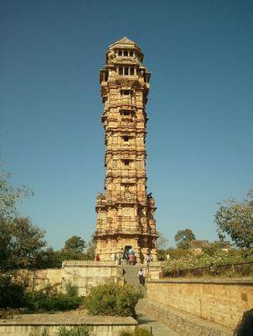 Башня Победы, Читторгарх.
