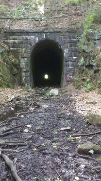 Восточный вход в туннель