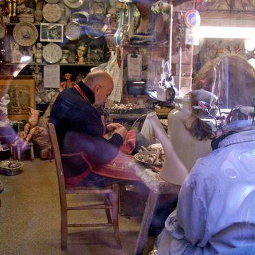 Реставрационная мастерская Скватрити, Рим