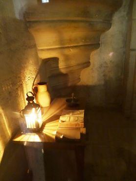 Тюремная камера в Консьержери