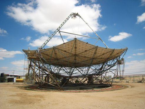Самая большая в мире солнечная тарелка