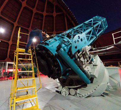 60-дюймовый телескоп