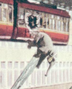 Рисунок предположительного прыжка Туффи