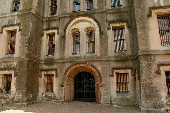 Старая городская тюрьма Чарлстона