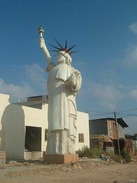 «Статуя Свободы»в Аррабе