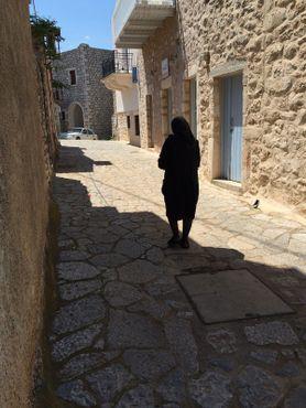 Узкие каменные улочки датируются VII веком