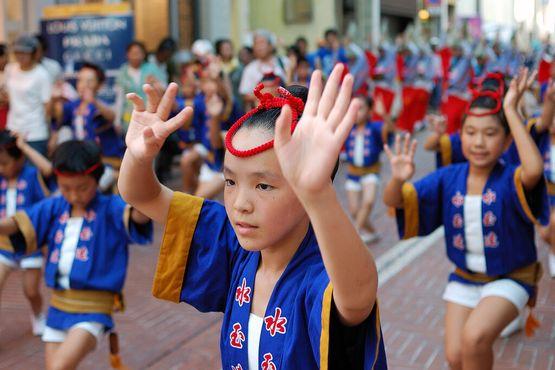 Дети-танцоры