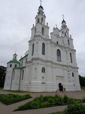 Фасад Софийского собора