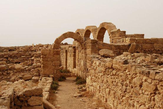 Руины Ум-эр-Расаса