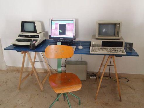 Компьютерный клуб «PEEK&POKE» в Хорватии