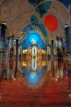 Внутри музея Эраван