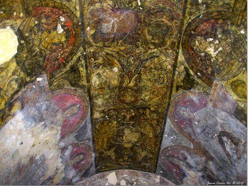 Сводчатая фреска